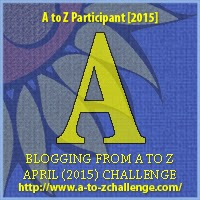 blogging, A-to-Z, writing